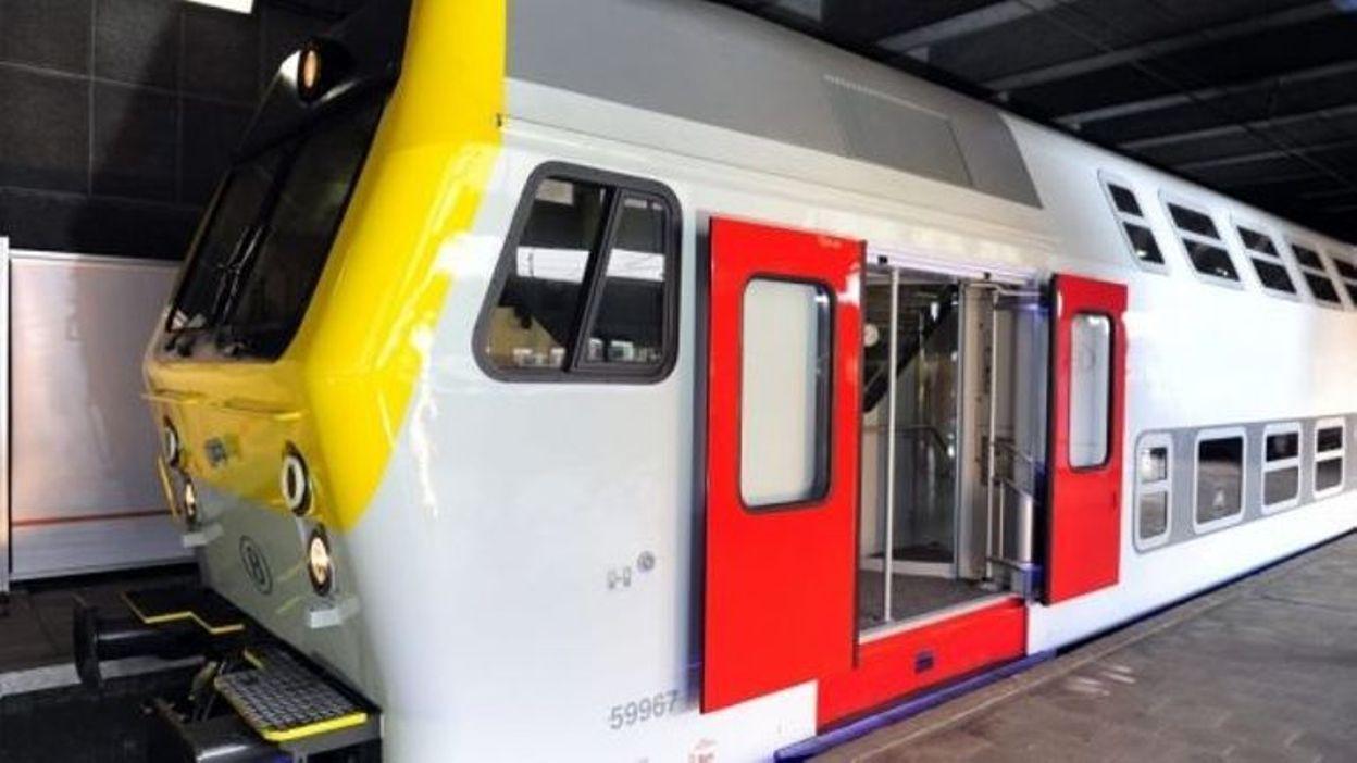 La circulation de trains entre Malines et Brussels Airoport est interrompue
