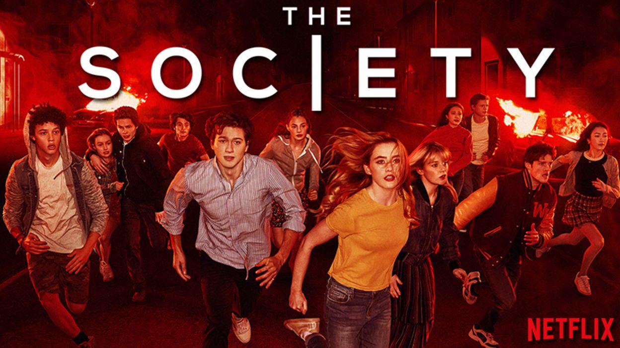 The Society La Nouvelle Serie Pour Ados Netflix Ne Convainc Pas