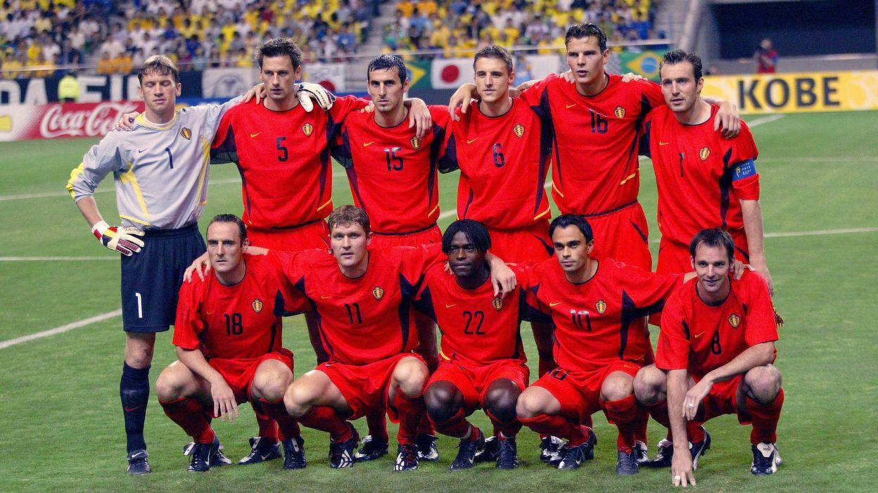 Mondial 2002 les diables la sauce asiatique - Coupe du monde 1998 tunisie ...
