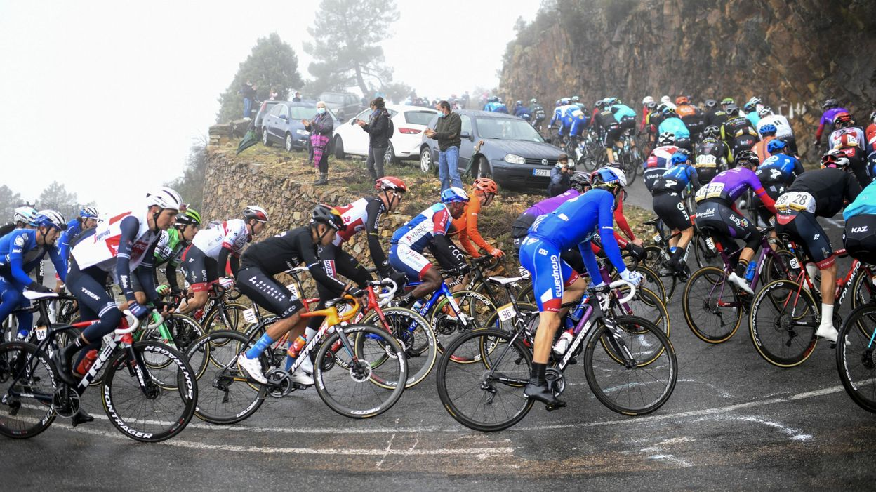 Tour d'Espagne: trois équipes espagnoles invitées sur la Vuelta - RTBF