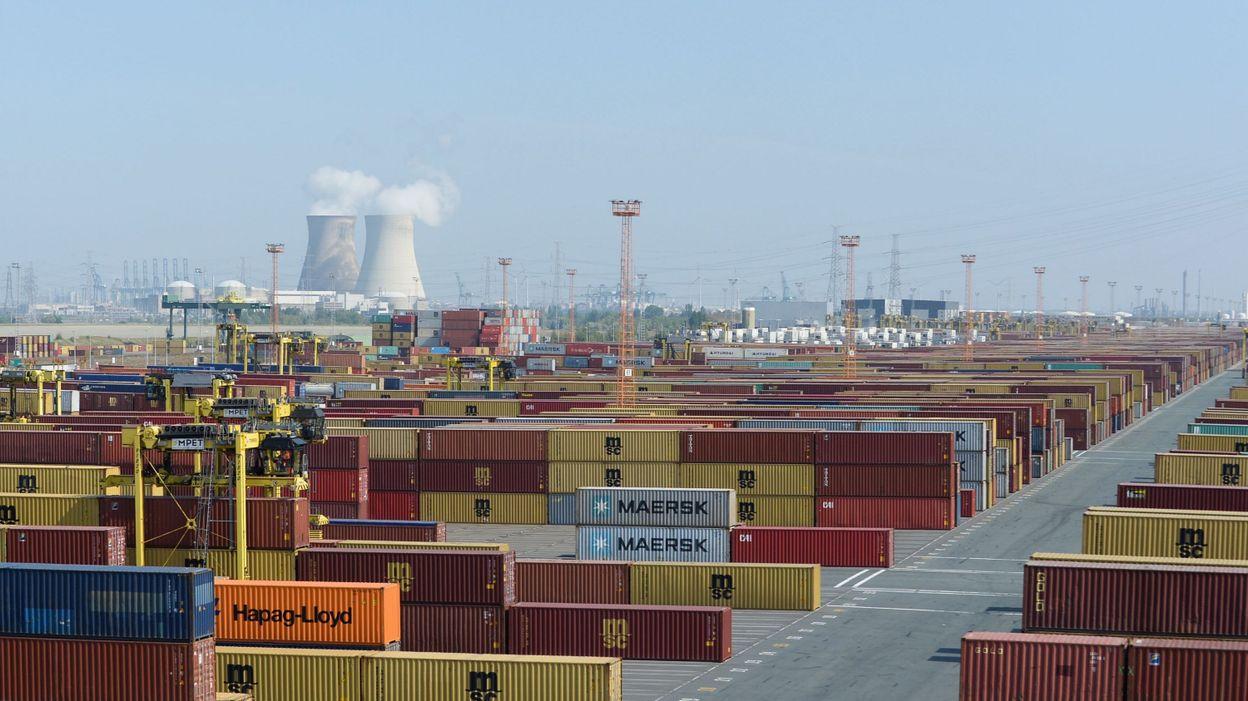 11h06 Législation sur le travail portuaire : la justice UE relève des éléments problématiques - RTBF