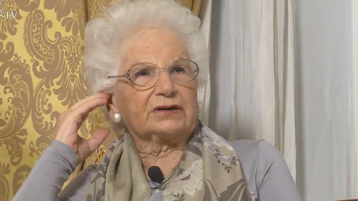 La sénatrice italienne Liliana Segre, survivante de l'holocauste, mise sous protection policière face aux menaces reçues - RTBF