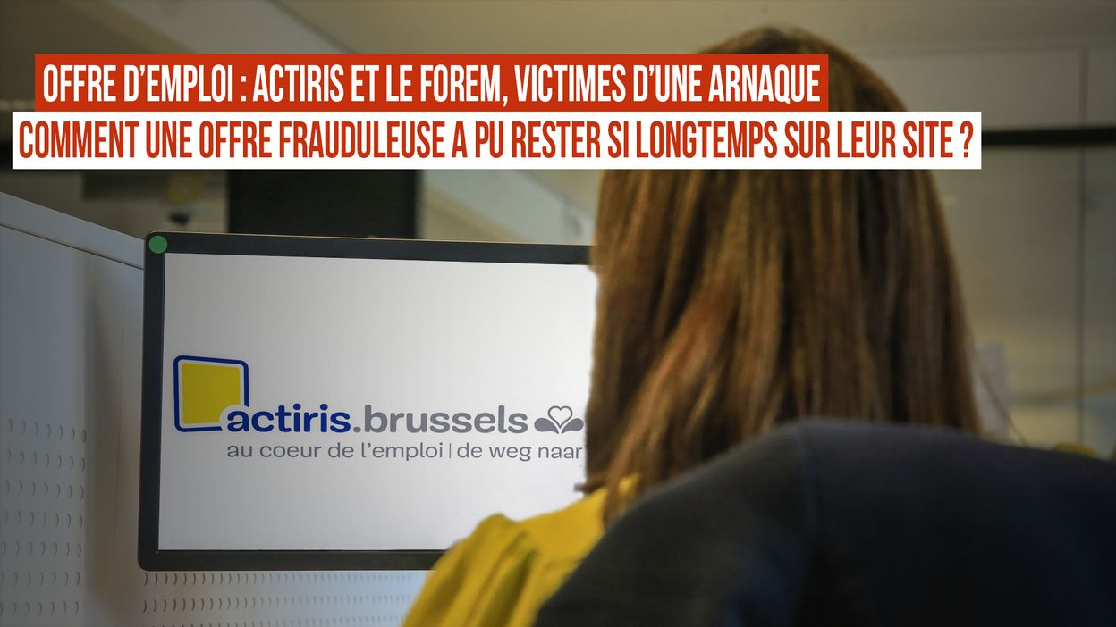 Job Forem Bruxelles on