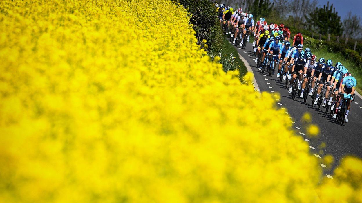 Sport L'Amstel Gold Race 2021, ce sera 13 tours de circuit de 17 kilomètres - RTBF