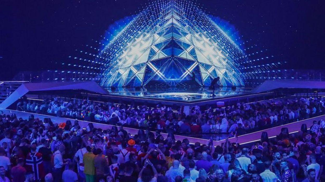 Eurovision 2021 Madonna