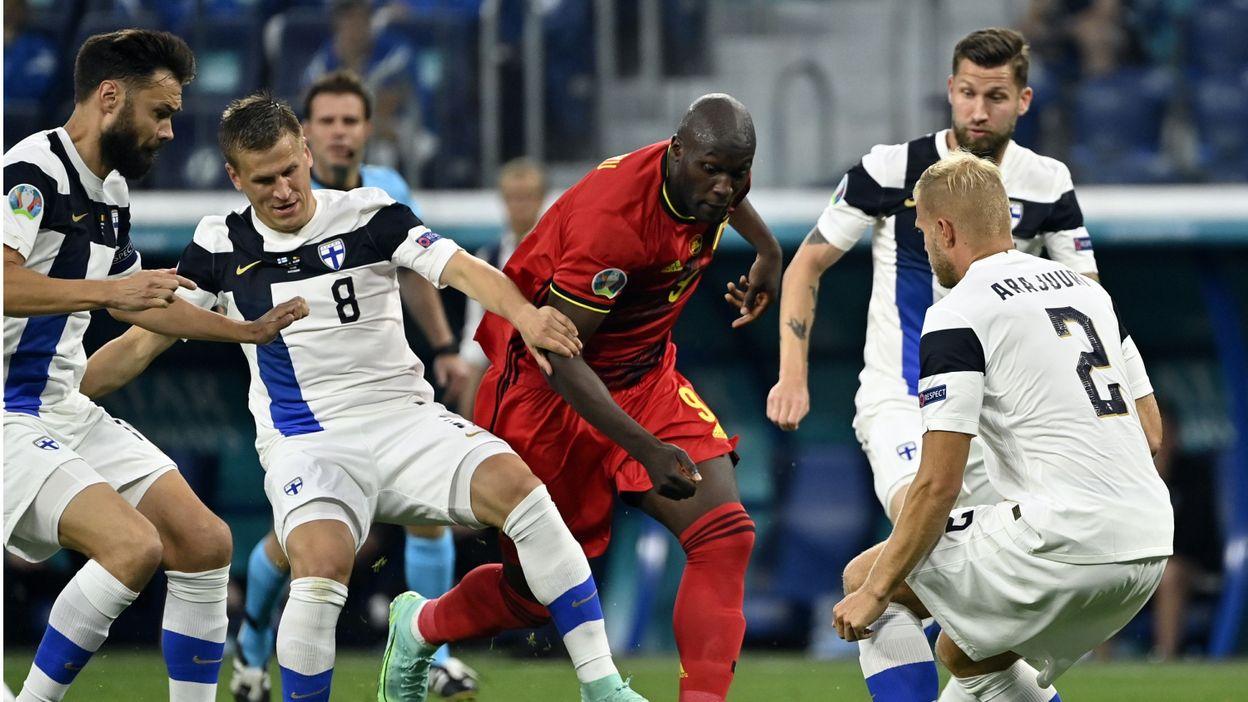 Euro 2020 : Revivez Finlande - Belgique (0-2)