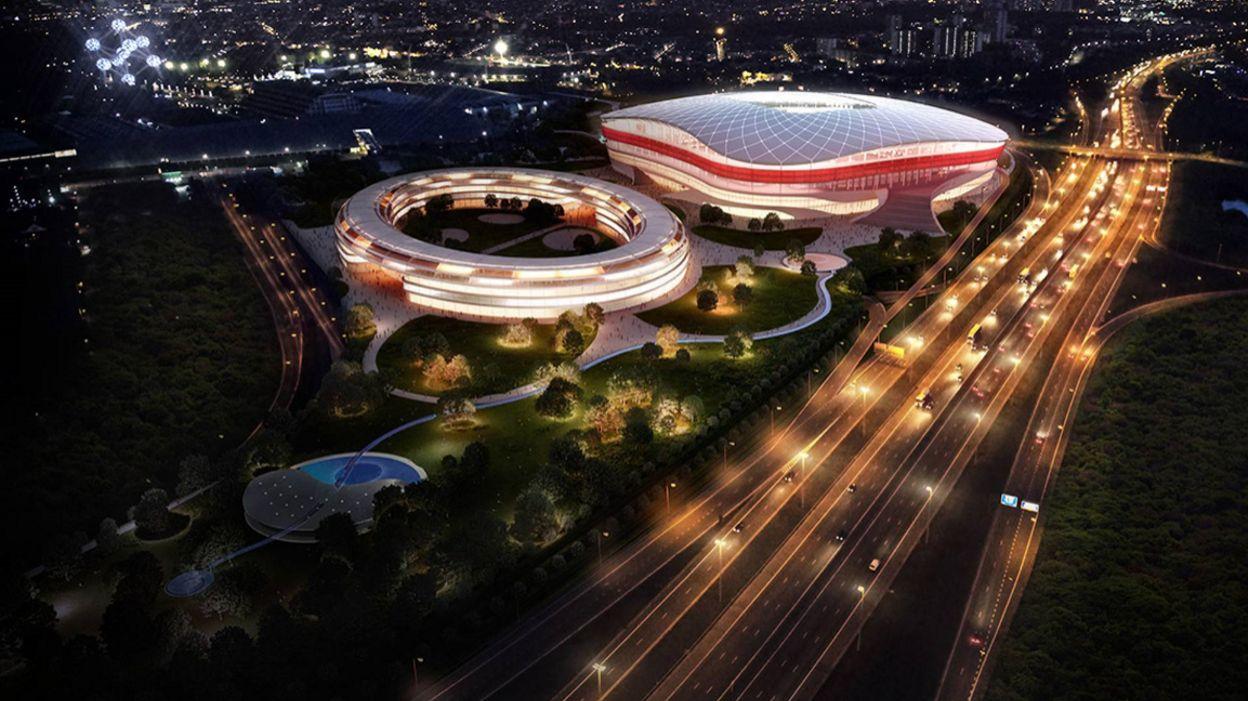 avis n gatif et contretemps pour le promoteur du stade national au parking c. Black Bedroom Furniture Sets. Home Design Ideas