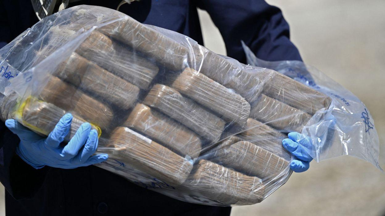 Equateur : saisie de 4,5 tonnes de cocaïne à destination d'Anvers