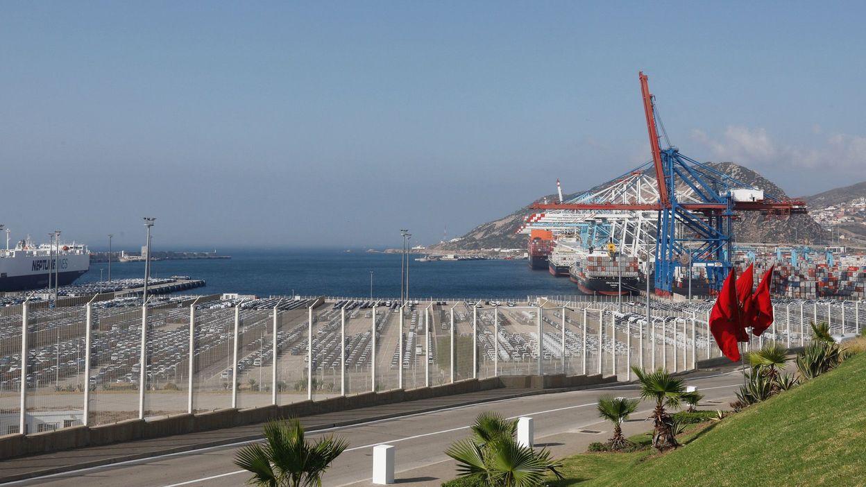 Maroc : plus d'une tonne de cocaïne saisie à destination du port d'Anvers