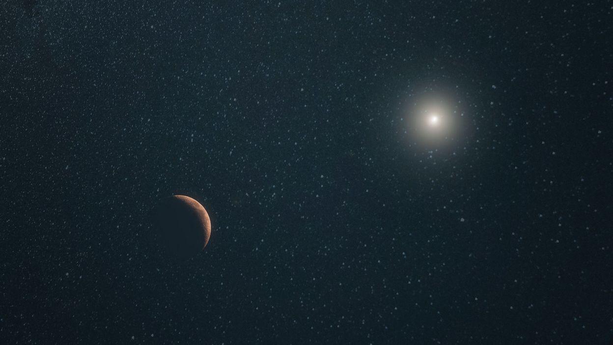 Hubble découvre une exoplanète étrange qui ressemblerait à notre