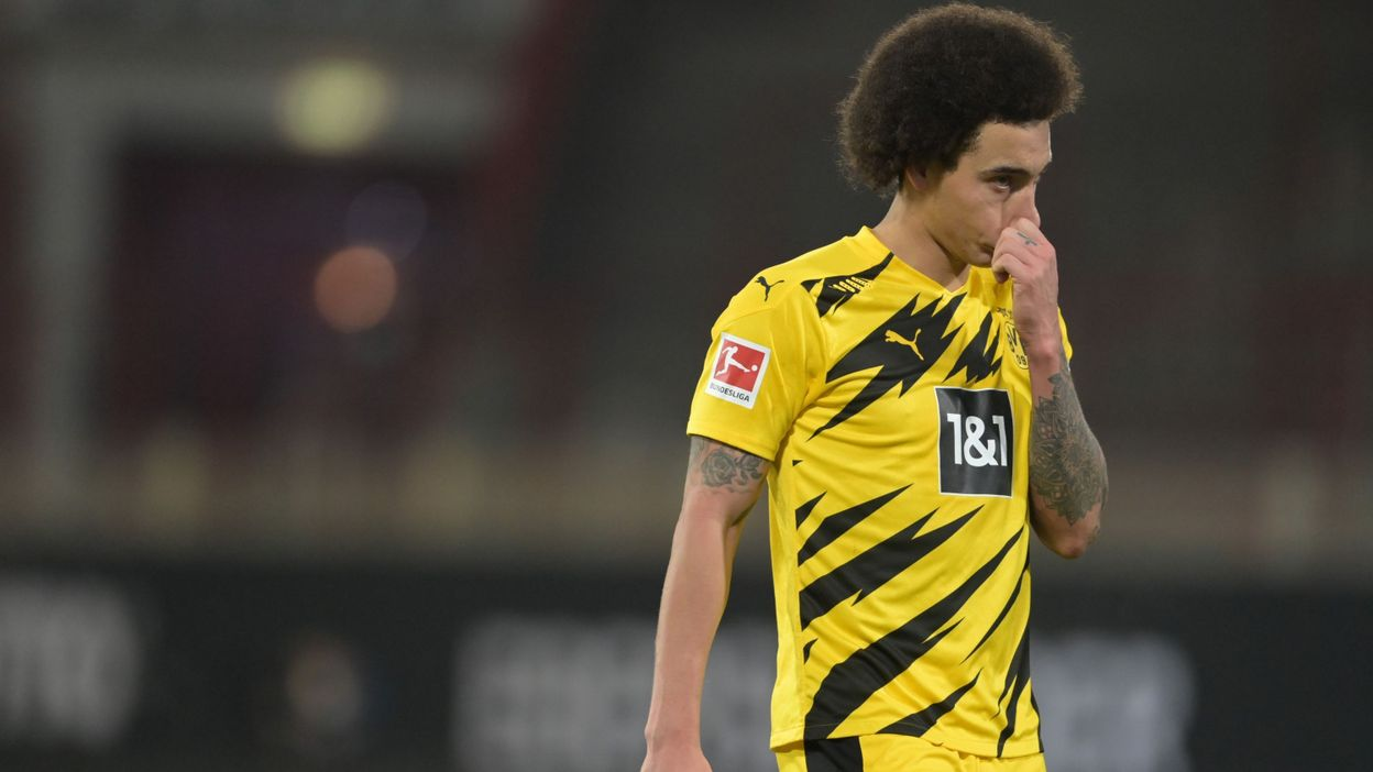 Sport Diables rouges, Axel Witsel :
