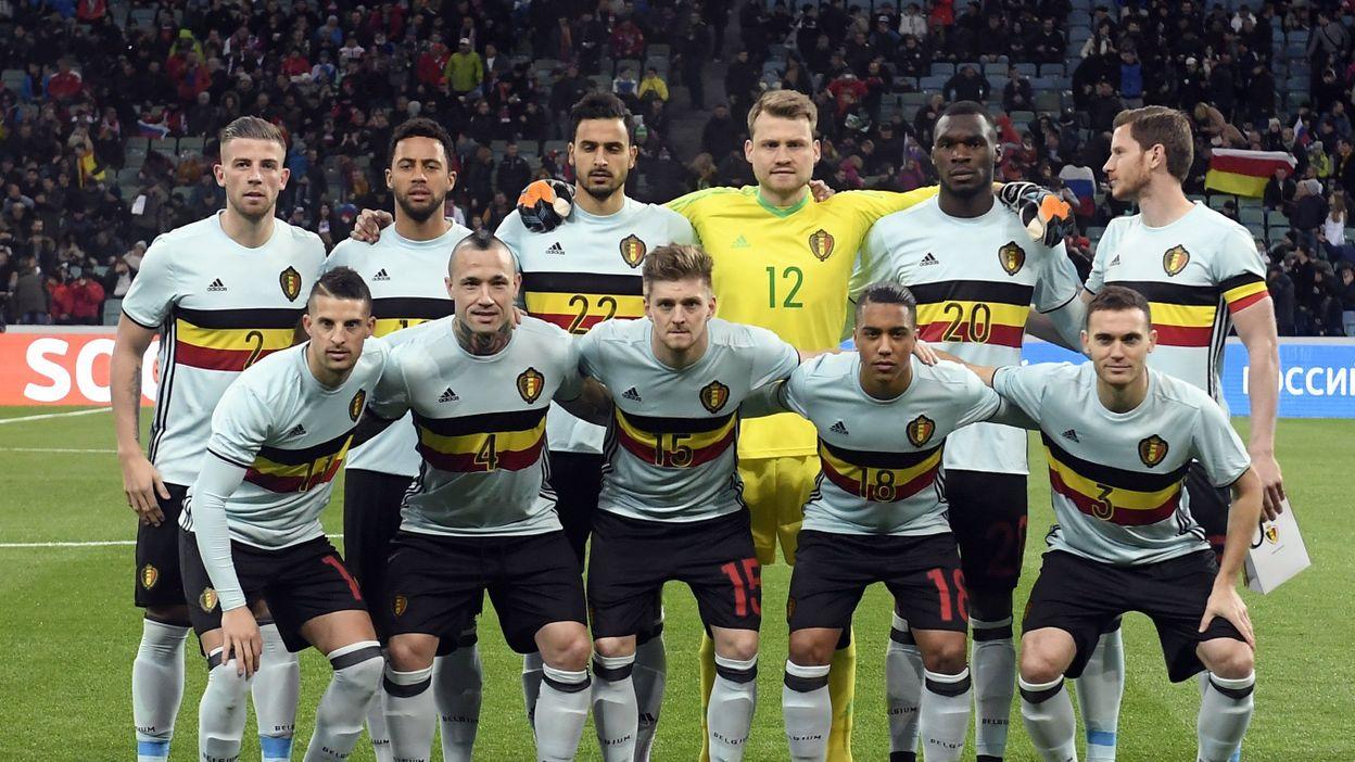 La belgique conserve sa 7e place au classement fifa - Les 12 coups de midi classement ...