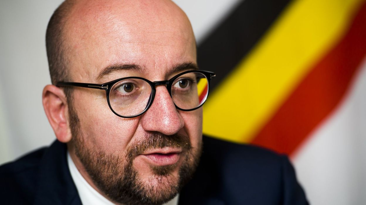 Famiwal: Affaire Galant: En Commission, Charles Michel Persiste Et