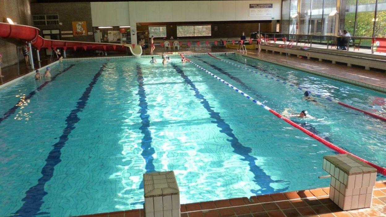 gosselies la piscine aqua 2000 ferm e pour une dur e