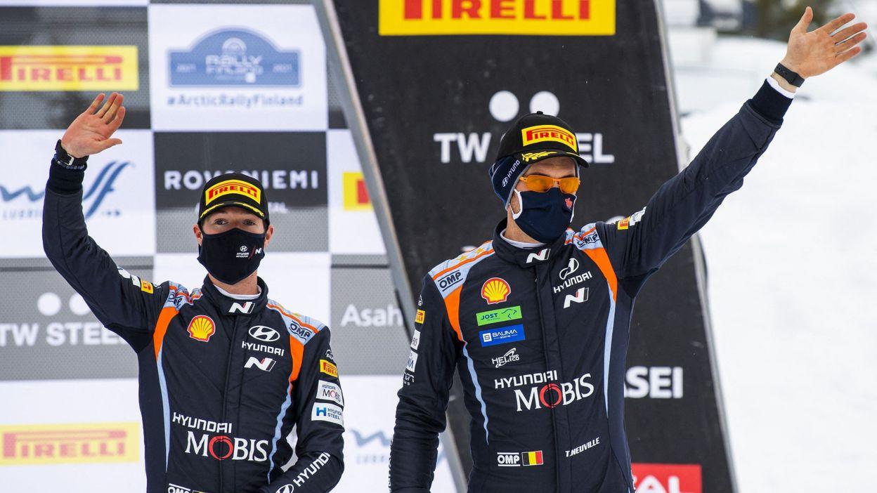 Sport Première victoire pour le duo Neuville – Wydaeghe au rallye Ciocco en Italie - RTBF