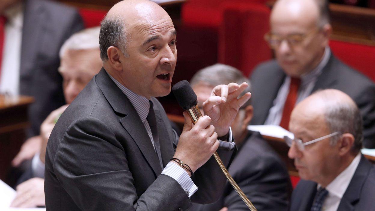 La france plaide pour un ministre des finances de la for Ministre de france
