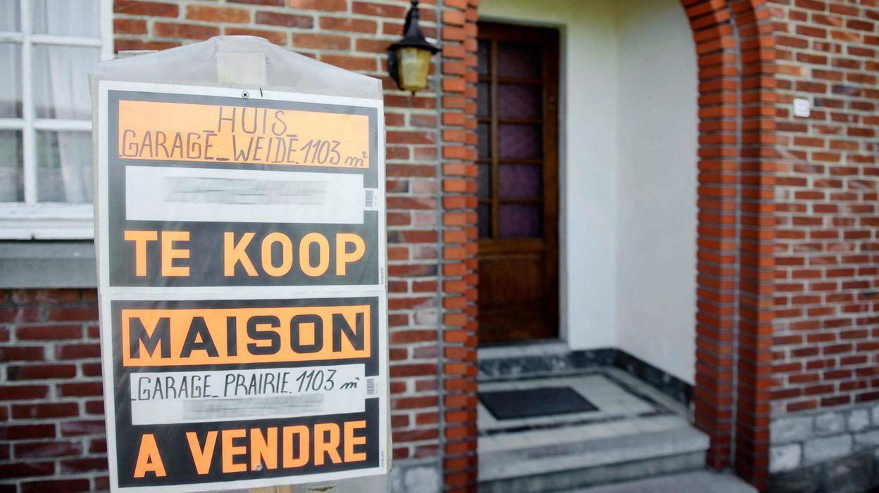 Les prix moyens des maisons et appartements ont d pass for Le prix des maisons