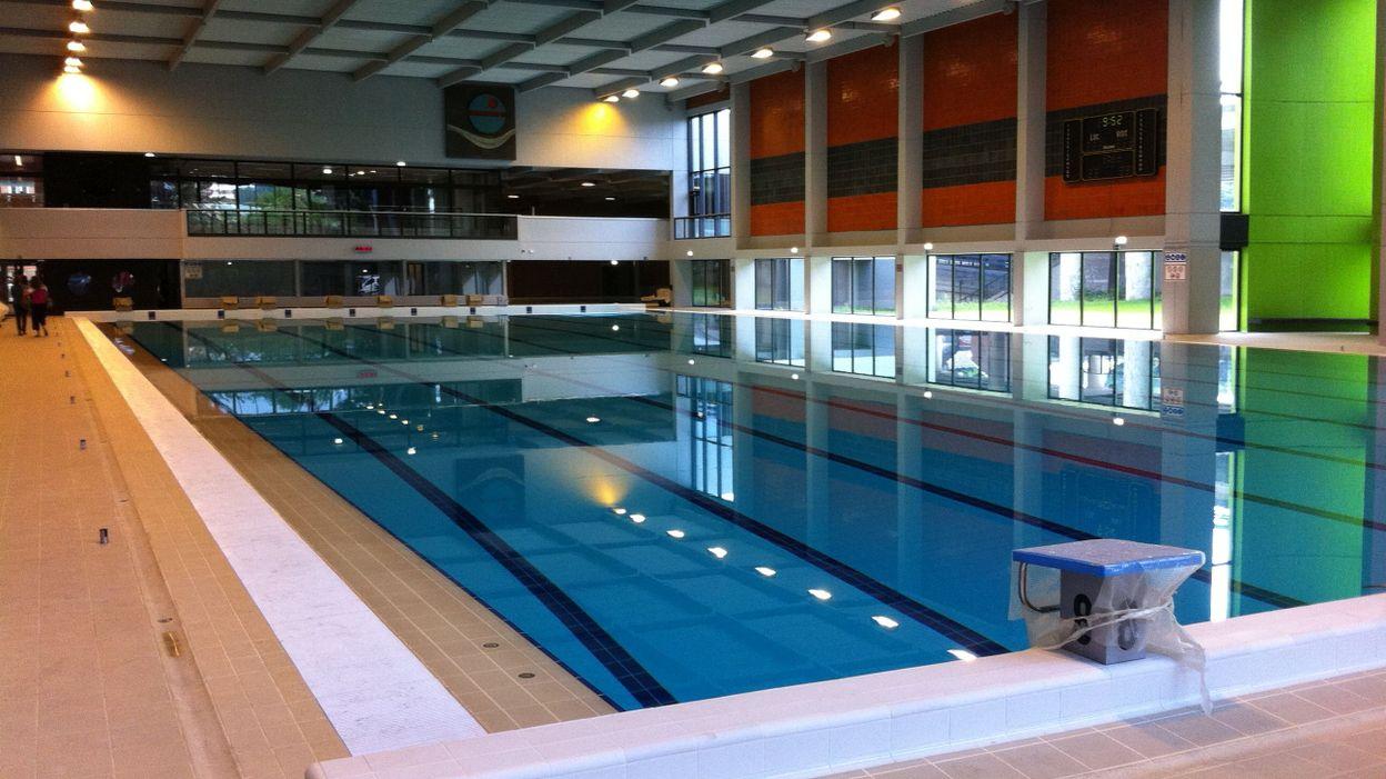 Charleroi ouverture de la piscine helios sans doute - Ouverture piscine olympique dijon ...