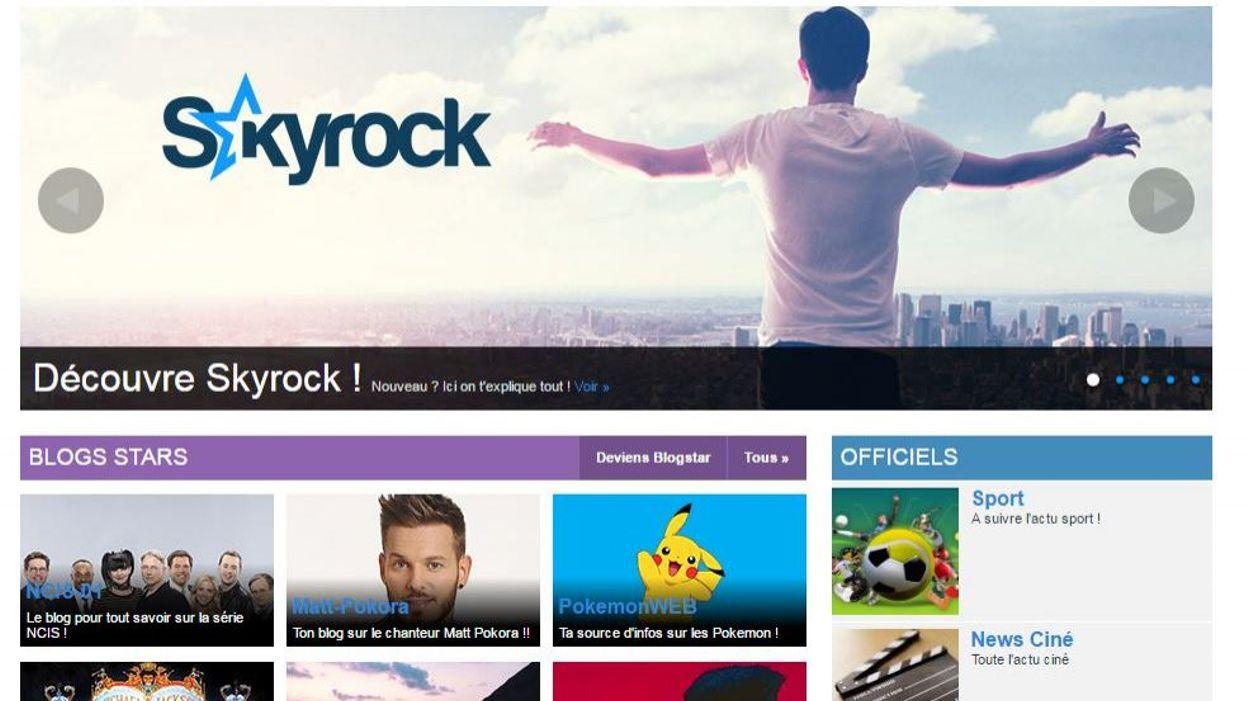 Skyrock site de rencontre