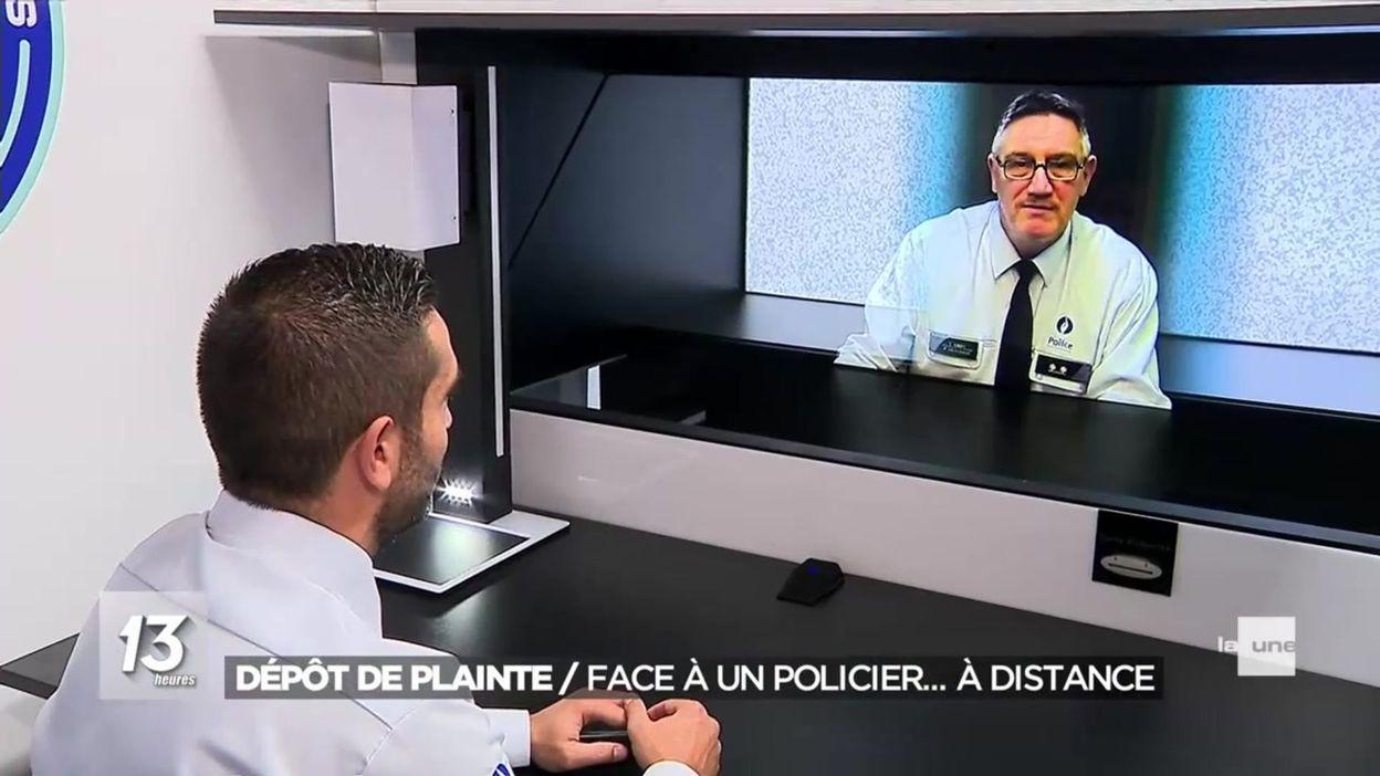 Déposer une plainte de manière virtuelle : ce sera bientôt possible à Ans