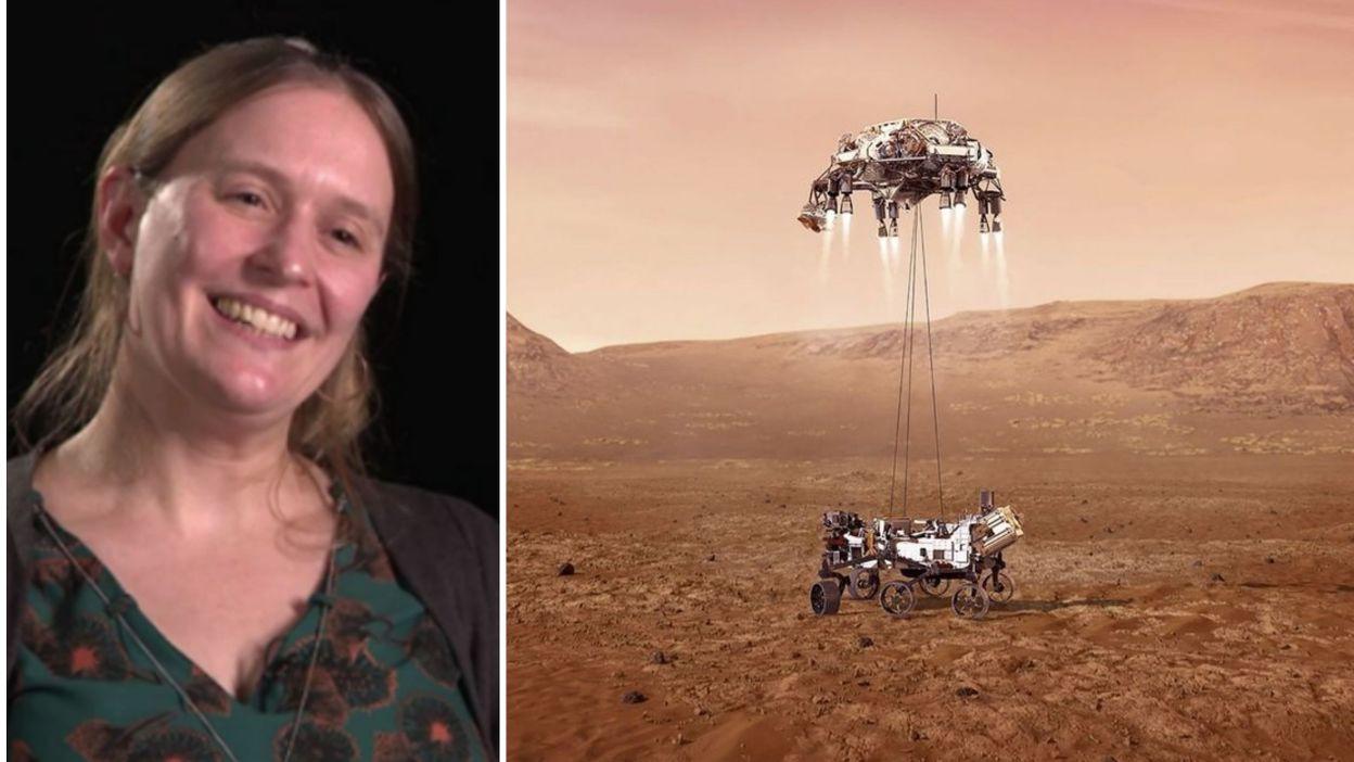 Exploration de Mars : qui est la géologue belge aux commandes ? - RTBF