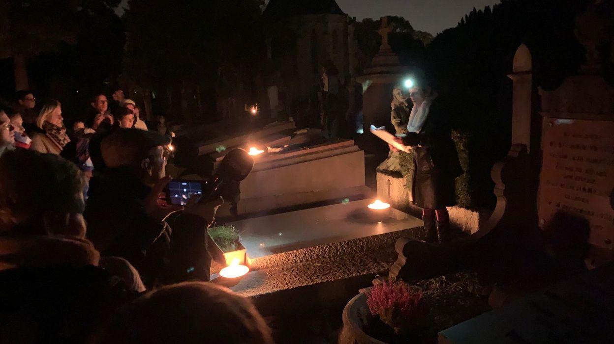 Au cimetière de Laeken, une promenade littéraire parmi les tombes