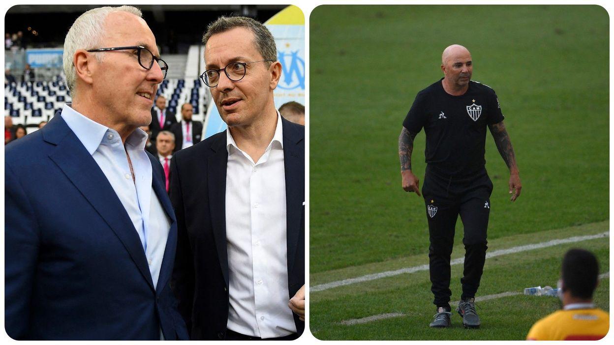 Ligue 1 : le président Eyraud écarté, Sampaoli nommé nouvel entraîneur - RTBF