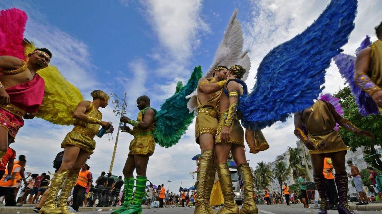 Brazil gay travel