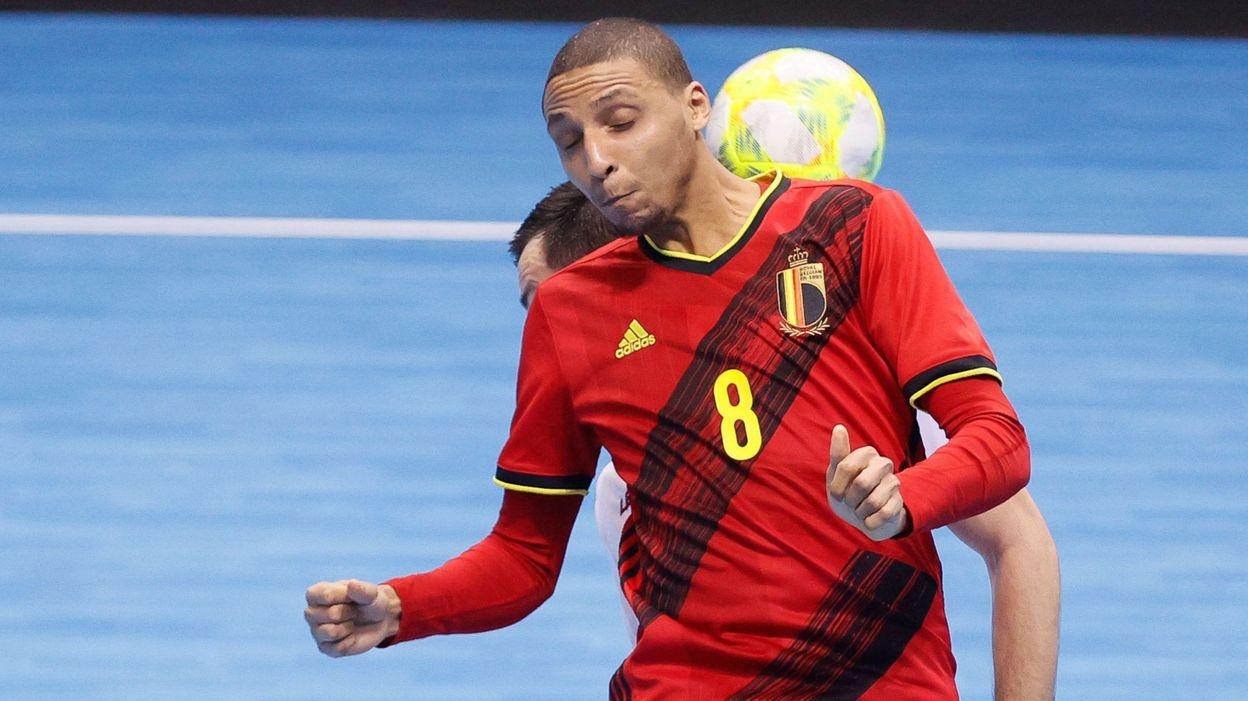 Qualification Euro 2022 de Futsal : la Belgique s'incline en Italie mais peut encore se qualifier - RTBF