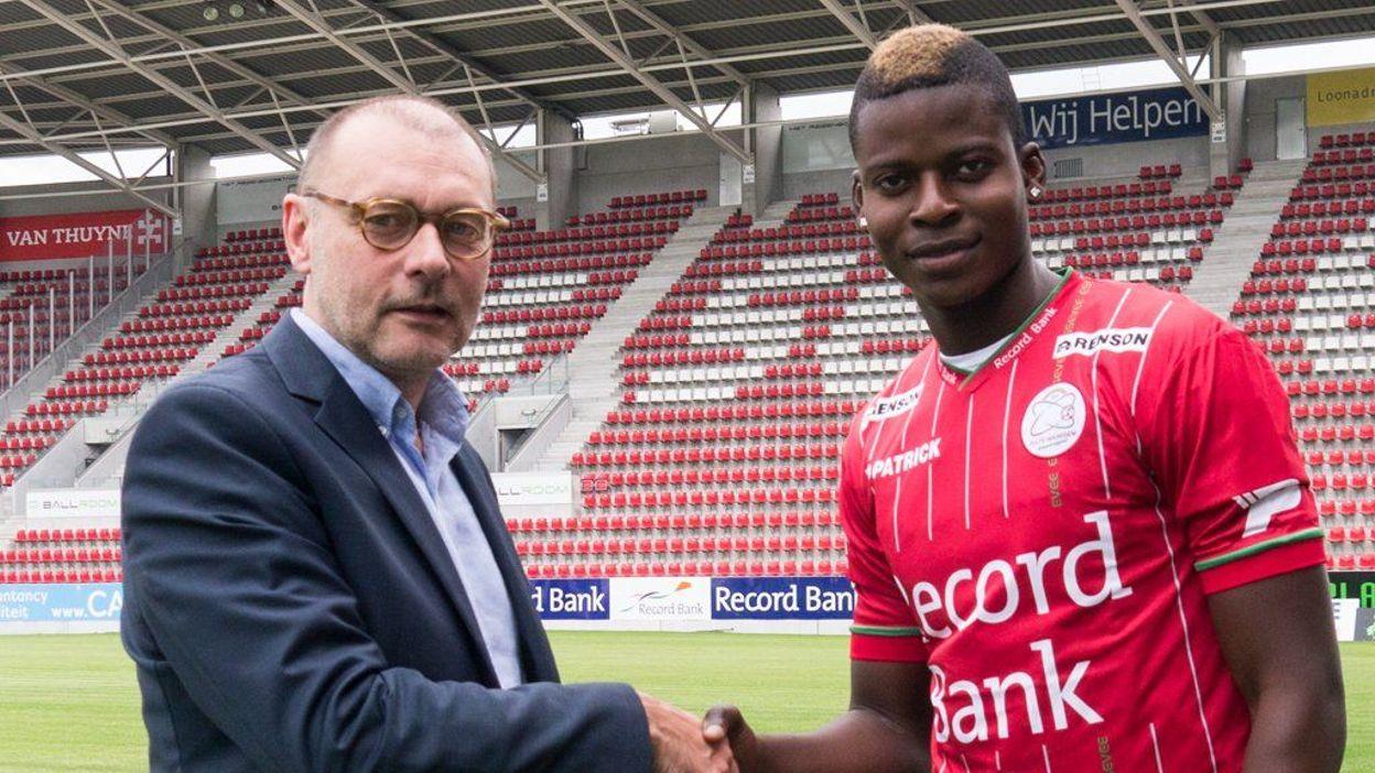 Anderlecht prête Idrissa Doumbia à Zulte Waregem