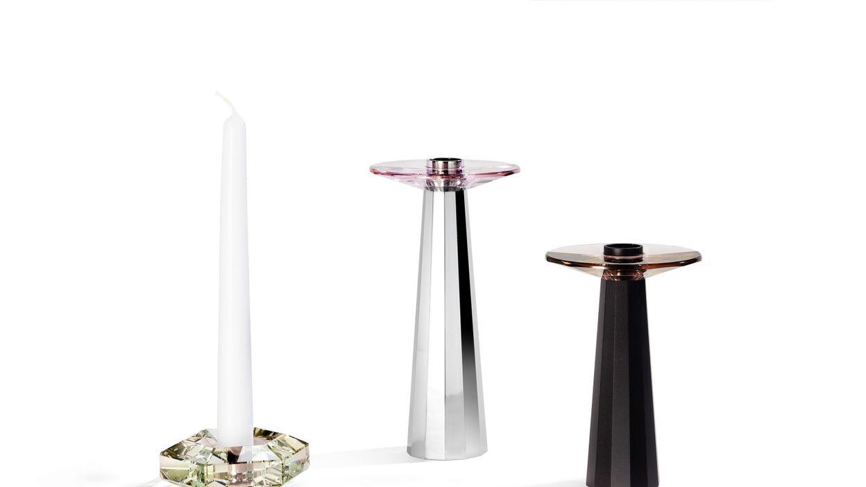 Swarovski lance une ligne d 39 accessoires pour la maison for Accessoires decoratifs maison