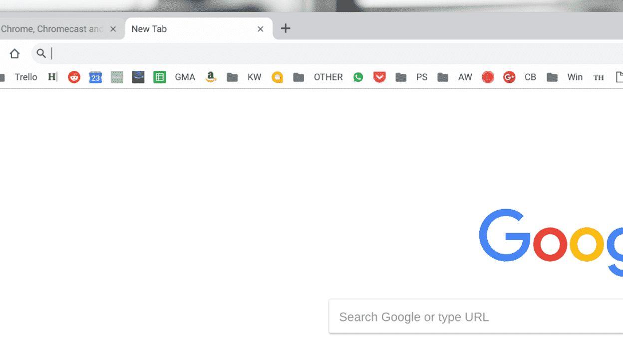 a new google chrome design already in september manchikoni