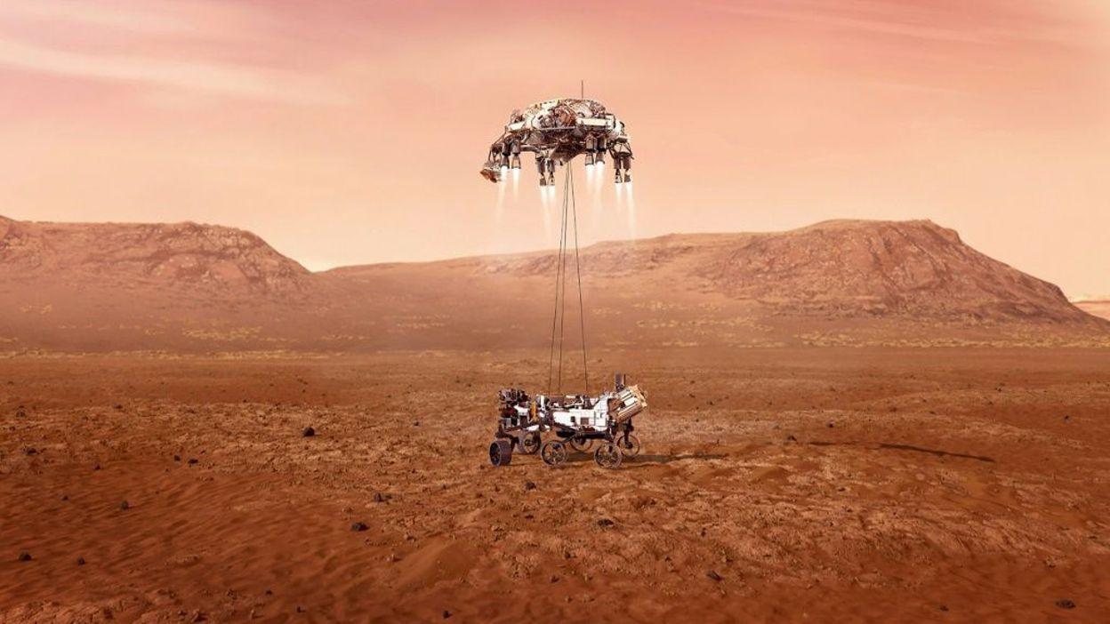 Avons-nous toujours été seuls dans l'univers ? La Nasa de retour sur Mars pour y répondre - RTBF