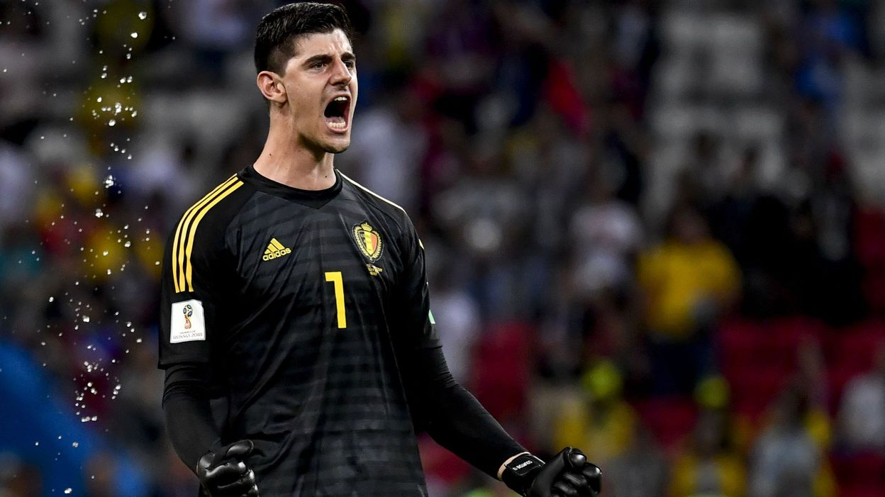 8fe3967af0f Thibaut Courtois was elected this year s goalkeeper of IFFHS
