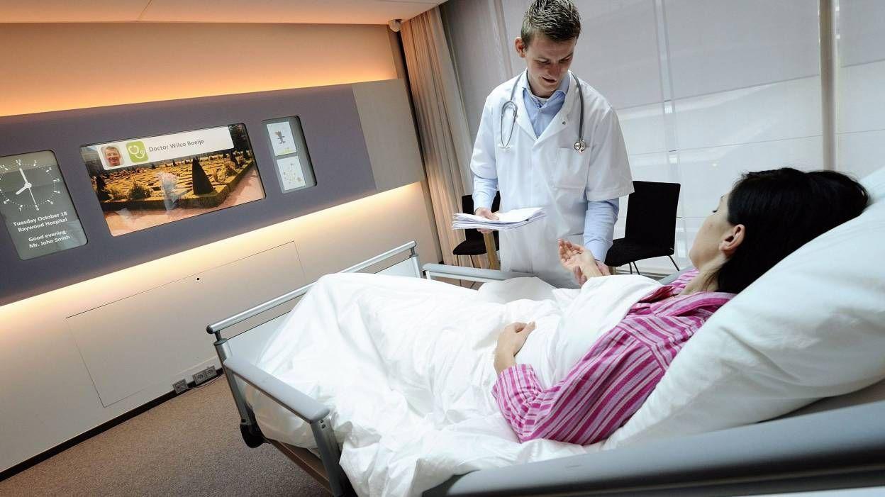 L\'hospitalisation en chambre particulière toujours plus chère