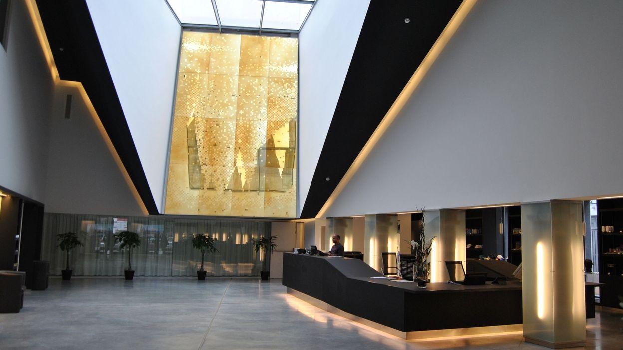 Tournai le nouvel office du tourisme fait ses maladies de - Office de tourisme les carroz d arrache ...
