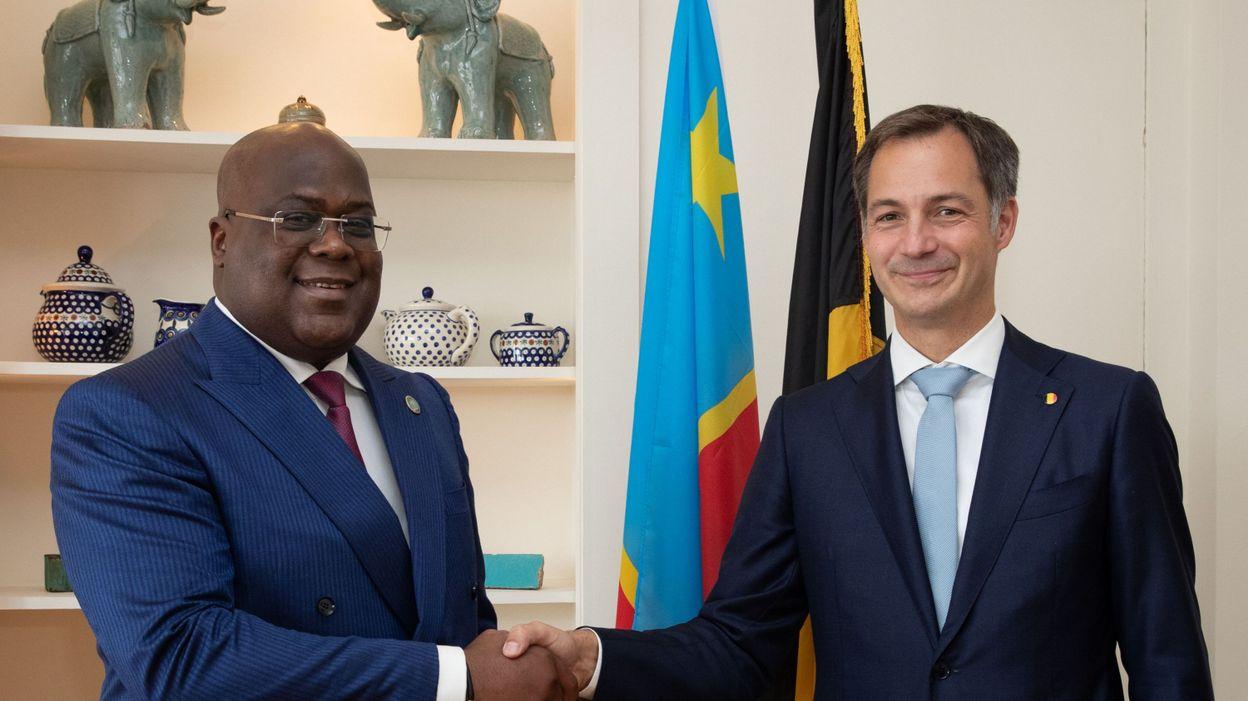 """Relations entre la Belgique et la RDC : """"conversation constructive"""" entre les deux pays en marge de l'Assemblée générale des Nations unies"""