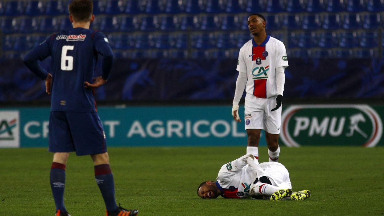 Teklak sur la blessure de Neymar :