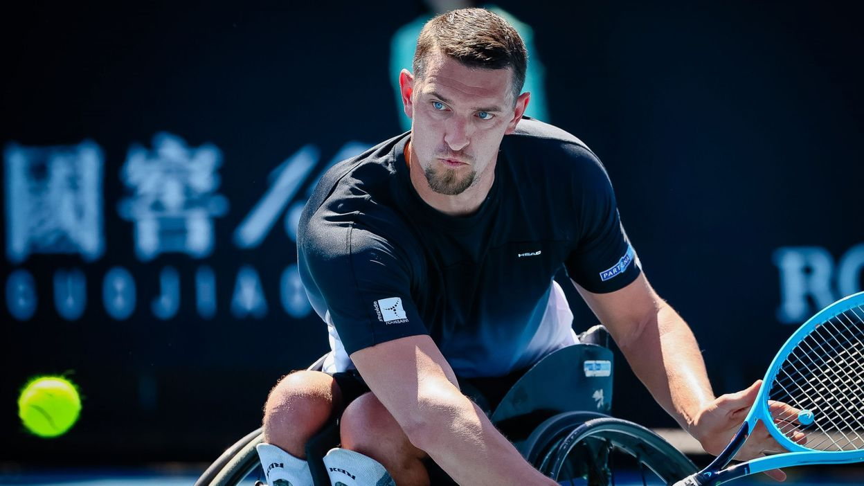 Sport Open d'Australie : Joachim Gérard s'est qualifié pour les demi-finales - RTBF
