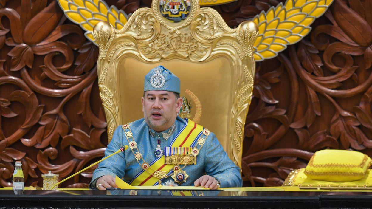 Malaisie: Le roi abdique après deux ans sur le trône