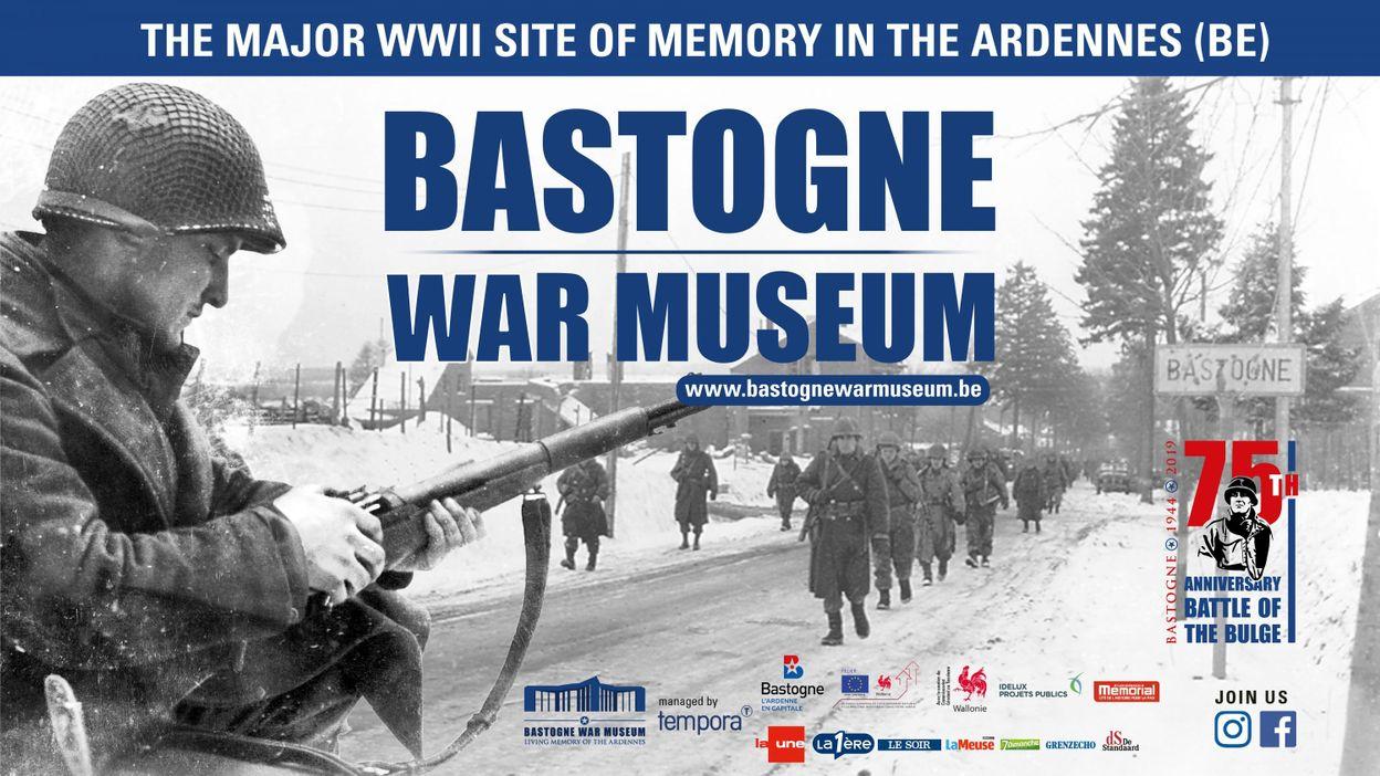 Vos entrées au Bastogne War Museum