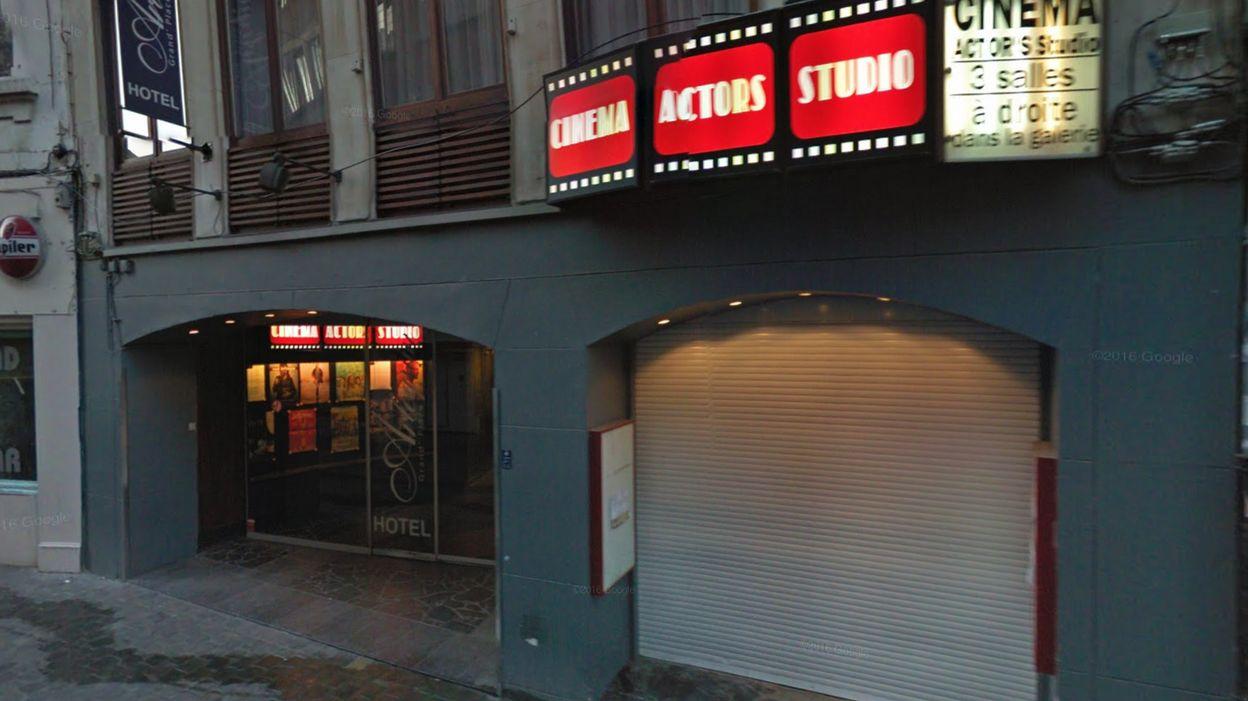 Clap de fin pour le cinéma Actor's studio à Bruxelles
