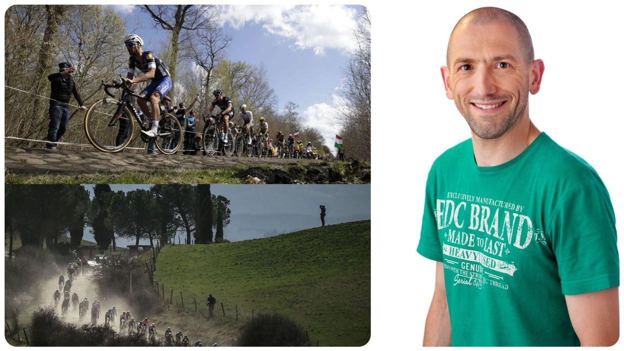 Fricadelle et mozzarelle, piccalilli et spaghettis, Paris-Roubaix et Strade Bianche, merci et... grazie mille - RTBF