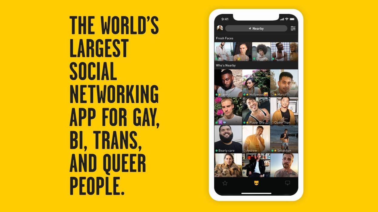 site rencontre gay grindr à Lorient