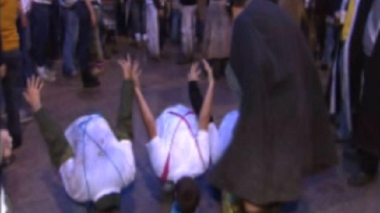 """Des personnes bannies du baptême carolo suite à """"des comportements déplacés"""""""