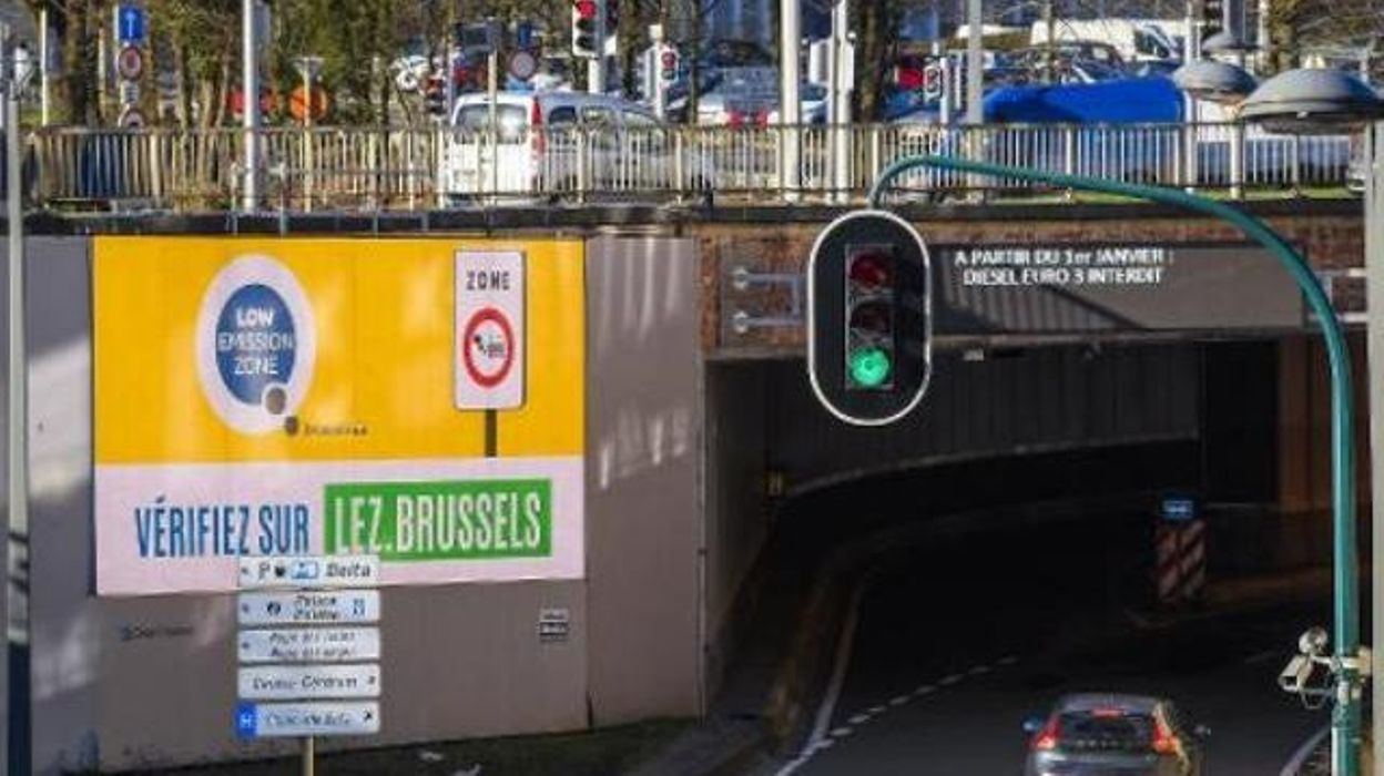 Coronavirus à Bruxelles : les amendes pour non-respect de la zone de basses émissions reviennent le 1er juillet