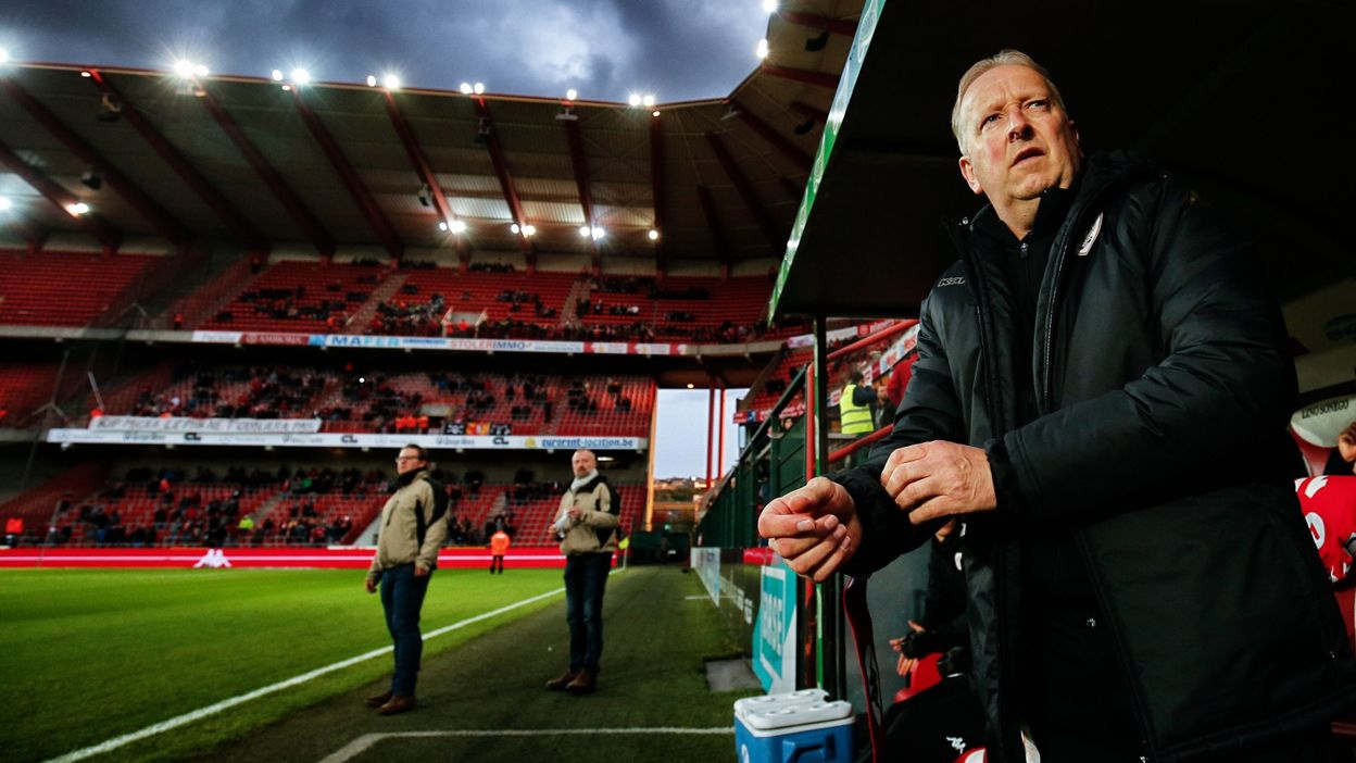 Pro League : Un ancien du Standard devient adjoint de Vercauteren à l'Antwerp - RTBF