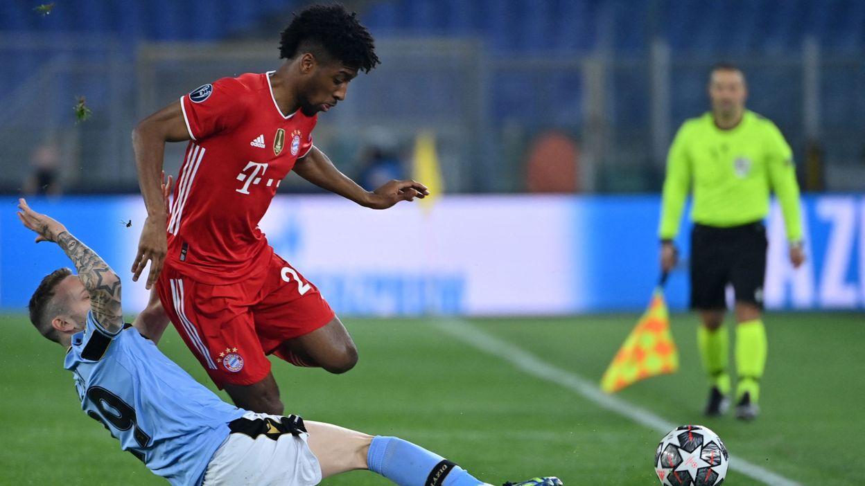 Sport Ligue des Champions : Le Bayern Munich ne fait qu'une bouchée de la Lazio - RTBF