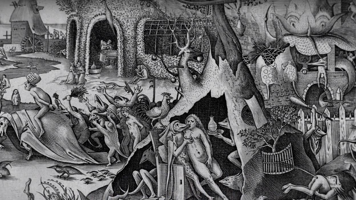 """Résultat de recherche d'images pour """"""""The World of Bruegel in Black and White"""". Photos"""""""
