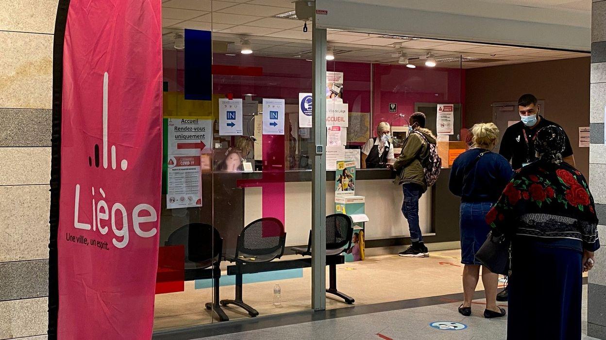 Liège : une cyberattaque paralyse les services, les citoyens sont désemparés